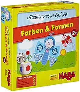 HABA 4652 Gioco in scatola, Colori e forme