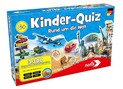 11630-Kinderquiz Rund um die Welt, Quizspiel ()