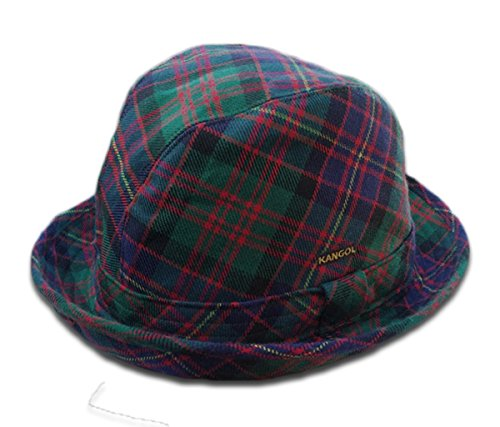Kangol -  Cappello Fedora  - Uomo Cameron Tweed Large