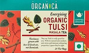 Organic Tulsi Masala Tea, 75g