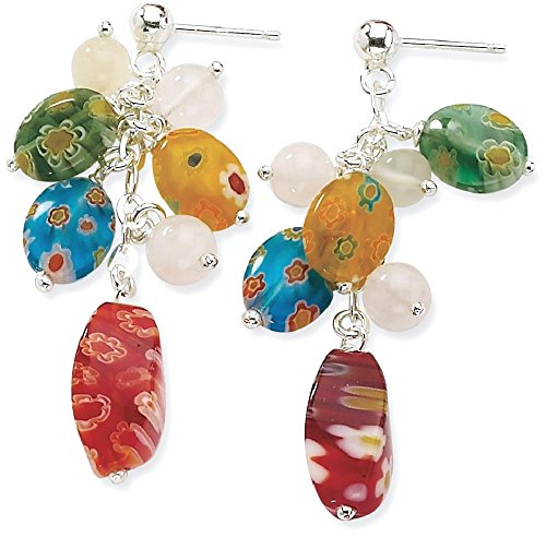 icecarats-925-sterling-silver-kung-sei-beads-quartz-earrings