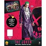 Rubie's 3820116 - The Joker Suicide Squad Deluxe - Adult, Action Dress Ups und Zubehör, One Size