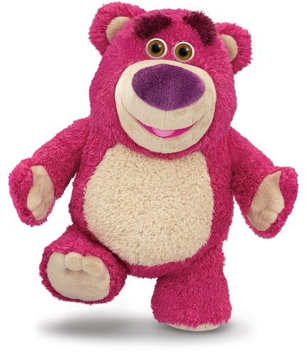 Toy Story Collectors Edition Lotso Huggin Interactive Bear [Toy] (Japan Import)