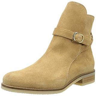 Shoe the Bear Women's Asta Ankle Boots, Beige (Sand), 5.5/6 UK