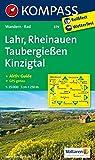 Lahr - Rheinauen - Taubergießen - Kinzigtal: Wanderkarte mit Aktiv Guide und Radwegen. GPS-genau. 1:25000 (KOMPASS-Wanderkarten, Band 879)