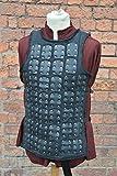 Tissu non-tissé épais en cuir rembourré Assiettes Noir Jaque (armure) Aketon doublet Veste d'Armement Armour être le premier la révision de Cet Article