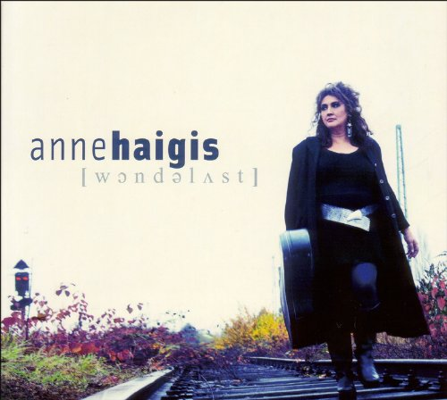 Anne Haigis: Wanderlust (Audio CD)