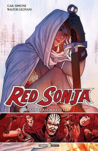 Red Sonja: 3