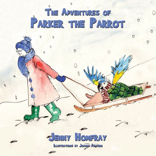 The Adventures of Parker the Parrot (English Edition)