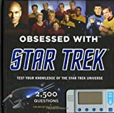 Obsessed with Star Trek by Carter, Chip (2012) Hardcover