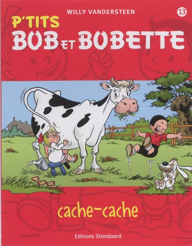 P'tits Bob et Bobette 13: Cache-cache