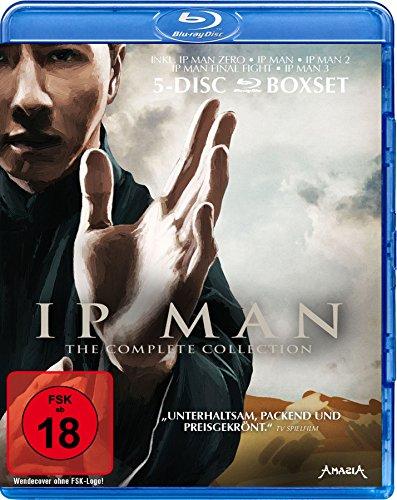 Bild von IP Man - The Complete Collection [Blu-ray]