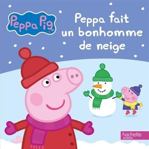 Peppa Pig / Peppa fait un bonhomme de neige