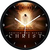 PAVIKA CREATOINS Risen Christ Wall Clock