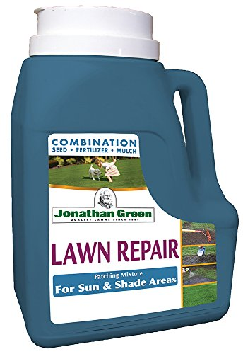 Green Grass Patch (JONATHAN GREEN 10447 Lawn/Grass Patch and Repair-5LB LAWN REPAIR)