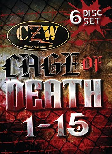 g - Cage of Death 1-15 Anthology DVD-R Set by Zandig ()