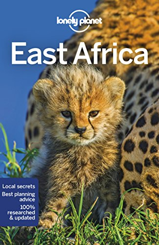 East Africa (Lonely Planet Travel Guide)