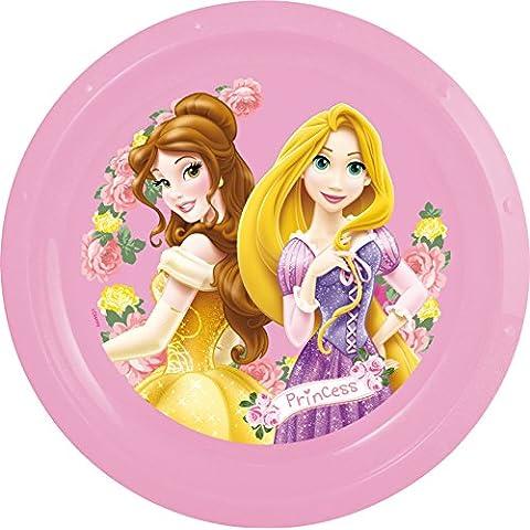 Plato de plástico–Disney Princess