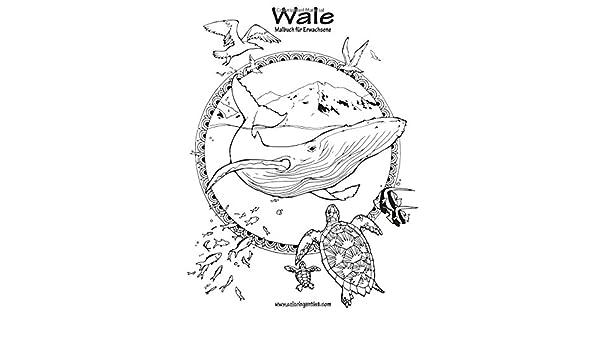 Buy Wale-malbuch Für Erwachsene: Volume 1 Book Online at Low Prices ...