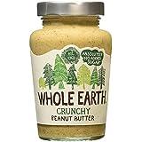 Whole Earth Crunchy Peanut Butter, 454g