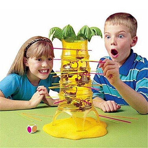 Lalang Jouets éducatifs pour enfants Jeux d'action familiale