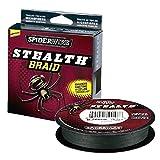 Spiderwire Angelschnur Stealth braid-moss grün, 20lb, moosgrün
