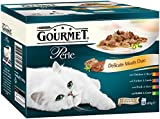 Gourmet Perle Delicate Meat's Duo, 12 x 85 g