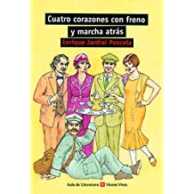 CUATRO CORAZONES CON FRENO..N/C: 000001 (Aula de Literatura) - 9788431681890