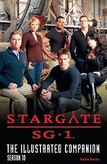 """Stargate SG-1"": The Illustrated Companion Season 10 (1845763114)   Amazon price tracker / tracking, Amazon price history charts, Amazon price watches, Amazon price drop alerts"