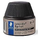 Staedtler 488 56-9 Lumocolor flipchart marker Nachfüllstation für 356/356 B, 15-20x Nachfüllen, schwarz