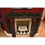 Toyland® 2,7 m Pine Artifical Green Christmas Garland - Kerstdecoraties - Kunstmatige decoraties