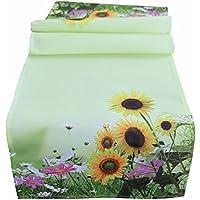 suchergebnis auf f r sonnenblumen tischdecke. Black Bedroom Furniture Sets. Home Design Ideas