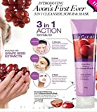 Avon Grape Seed Whitening 3 In 1 Cleanser Scrub Mask