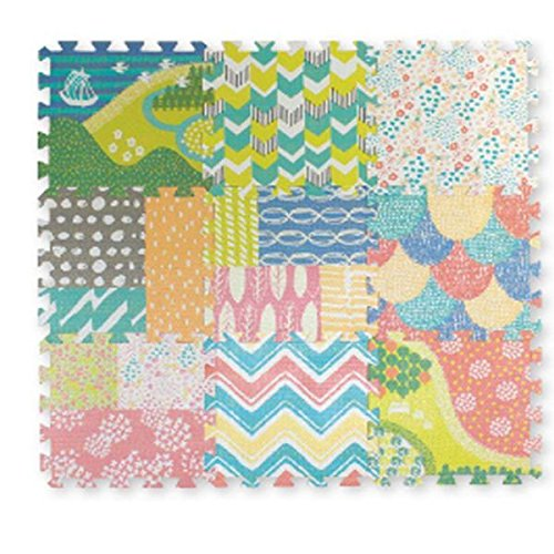 Spice Co. Baby Play Mat, Park