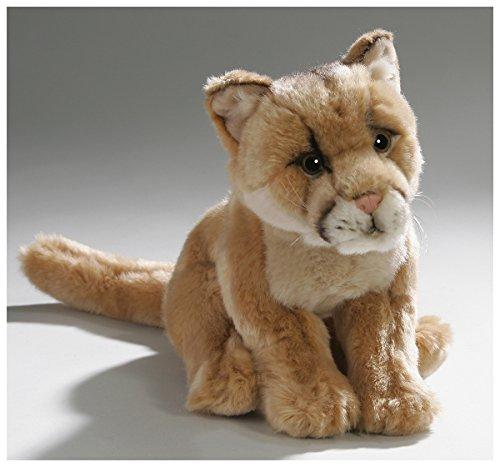Preisvergleich Produktbild Puma aus Plüsch ca. 25cm von Carl Dick