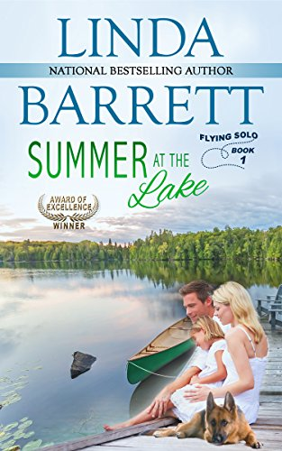 summer-at-the-lake-flying-solo-book-1-english-edition