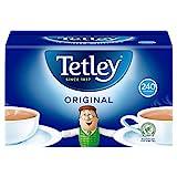 Tetley Tea Bags 240 750g