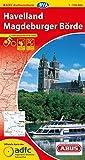 ADFC-Radtourenkarte 8 Havelland Magdeburger Börde 1:150.000, reiß- und wetterfest, GPS-Tracks Download und Online-Begleitheft (ADFC-Radtourenkarte 1:150000)
