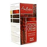 sheamoisture Bright Auburn Nourishing Hair Farbe Crème für alle Haarstrukturen