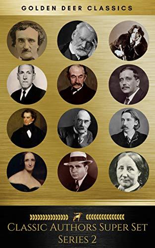 Classic Authors Super Set Series 2 (Golden Deer Classics) (English Edition) - Hp-tools