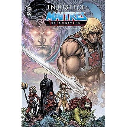 Injustice Vs Les Maîtres de l'Univers
