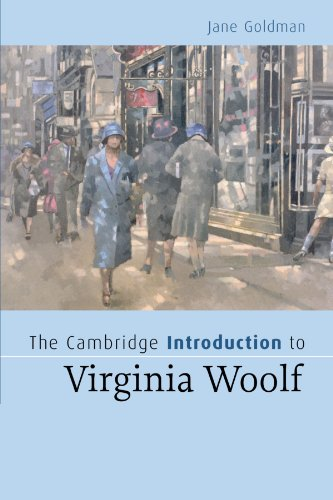 The Cambridge Introduction to Virginia Woolf -