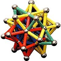 Divertente, fatto di magia e sorprese, costruzioni dinamiche, colori brillanti e incredibili forze magnetiche, è il gioco di costruzione magnetico piu' famoso al mondo, costituito da barrette magnetizzate e sfere metalliche. Le barrette, tramite i ma...