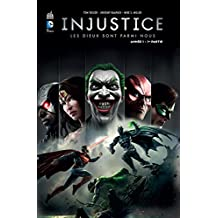 Injustice Tome 1 pack promo
