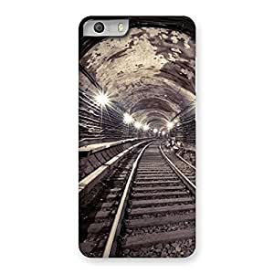 Special Track in Tunnel Back Case Cover for Micromax Canvas Knight 2