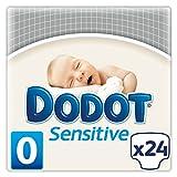 Dodot Sensitive - Pañales para recién nacido, talla 0 (1.5-2.5 kg), 1 pack de 24 pañales
