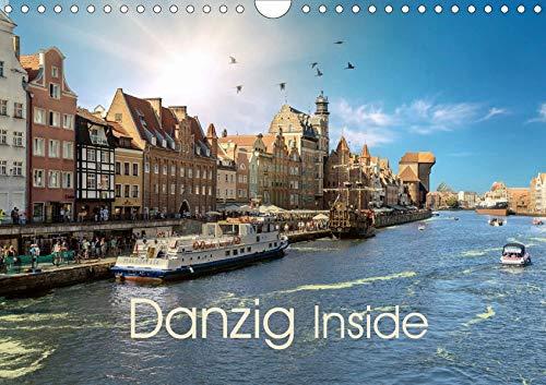 Danzig Inside (Wandkalender 2020 DIN A4 quer): Danzig, Perle der Ostsee (Monatskalender, 14 Seiten ) (CALVENDO Orte)
