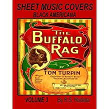 Sheet Music Covers Volume 3 Coffee Table Book: Black Americana (Coffe Table Book) (English Edition)