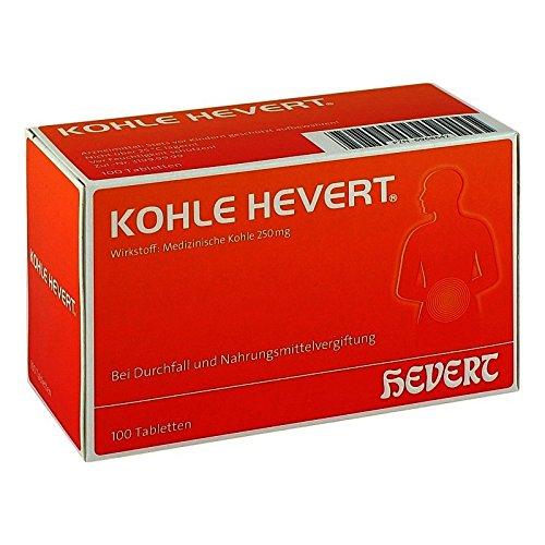 Kohle-Hevert 100 stk