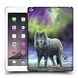 Head Case Designs Offizielle Anne Stokes Aura Wölfe Ruckseite Hülle für iPad Air 2 (2014)